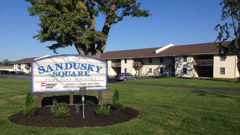 Sandusky Square Duling-Warnock Residential