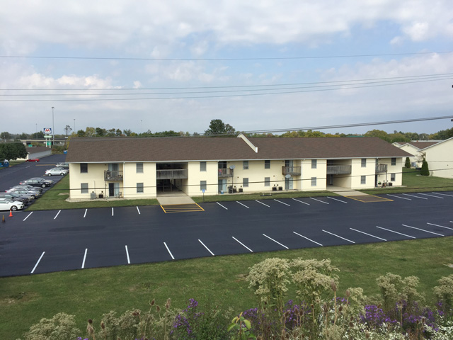 Sandusky Square Apartments Duling Warnock Residential